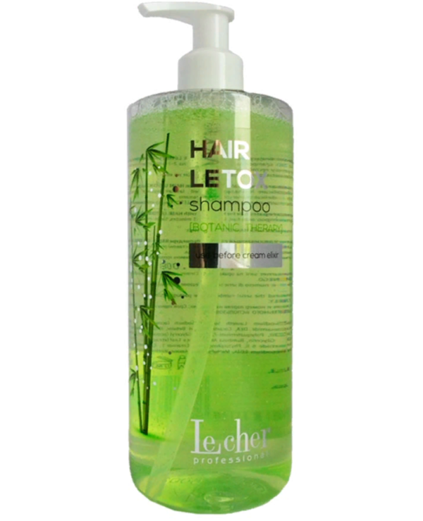 Lecher Professional - Restoring shampoo with ceramides and bamboo extract Shampoo