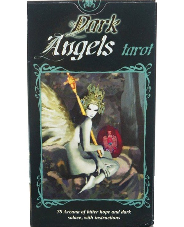 Lo Scarabeo Tarot - Таро Темных Ангелов Dark Angels Tarot