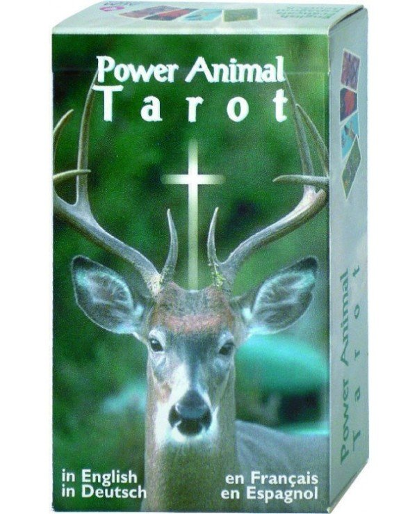AGM-Urania Tarot - Tarot Power Animals Power Animal Tarot