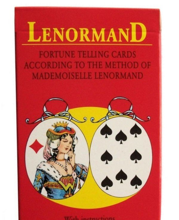 AGM-Urania Tarot - Карты Ленорман Lenormand Fortune Telling Cards