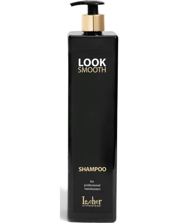 Lecher Professional - Shampoo for porous and damaged hair Look Shampoo 1000ml