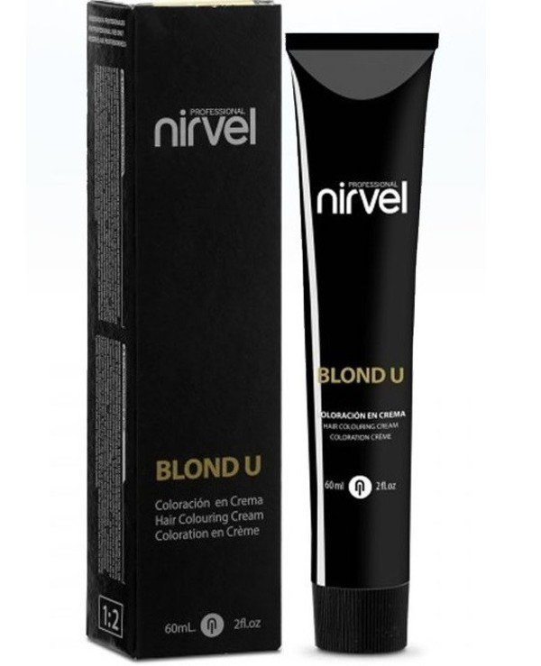 Nirvel Professional - Tint dye M-00 Hair Colouring Cream 60ml