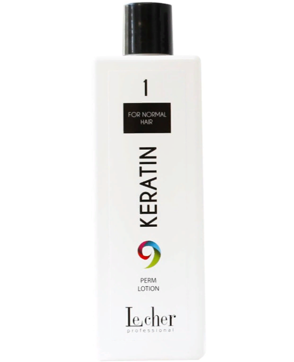 Lecher Professional - Means for permanent hair normal №1 Lotion For Normal Hair 500ml, №1