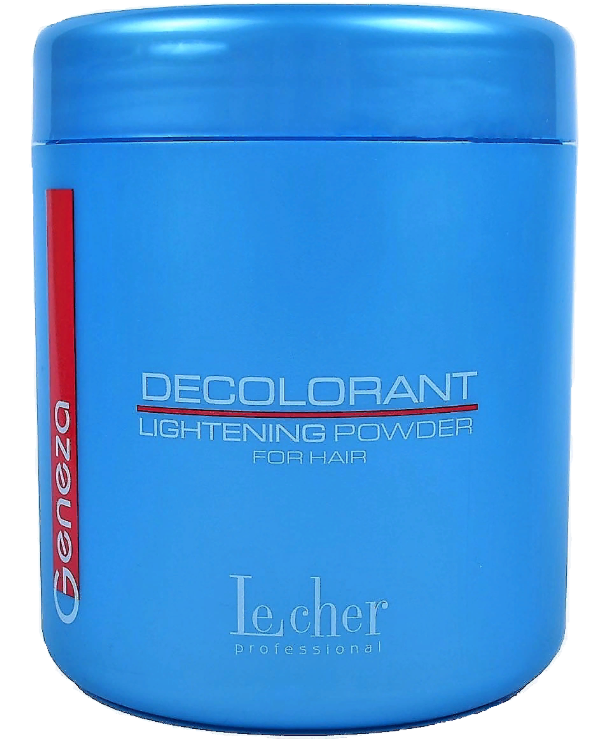 "Lecher Professional - Brightener for hair ""Dekolorant"" (package) 7 Toto Decoloring Powder"