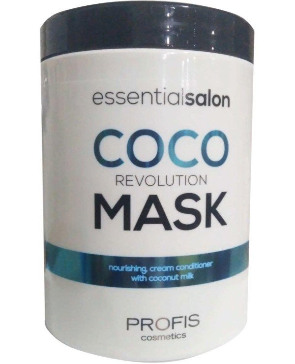 Profis - Nourishing hair mask Coco Revolution Mask