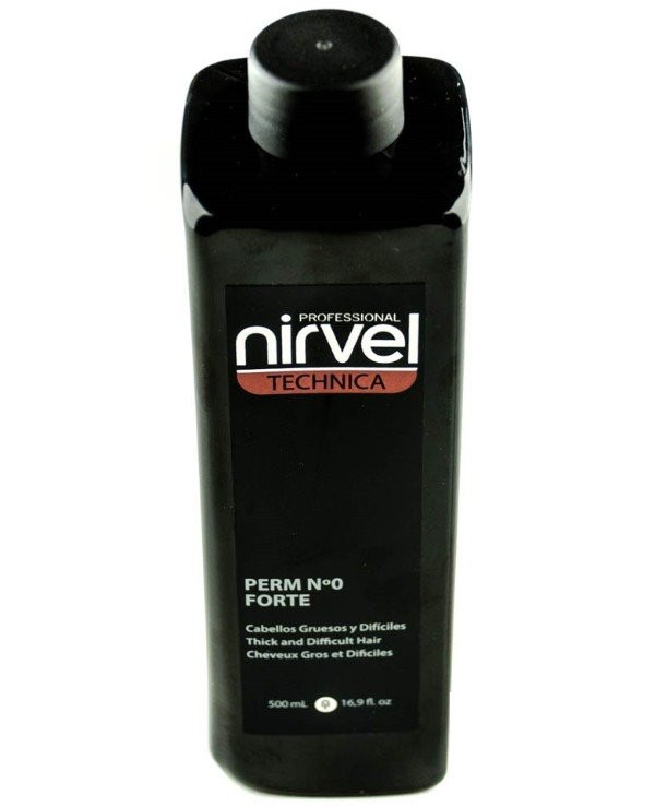 Nirvel Professional - Permanent Curling Lotion Permanente Perm lotion №0