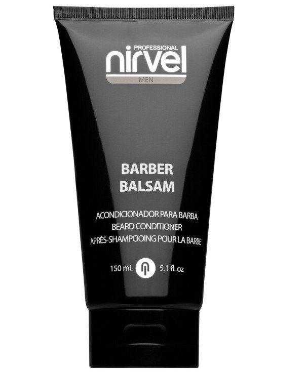 Nirvel Professional Balm for the skin of the face of a beard and mustache | Balm for the skin of the face of a beard and mustache