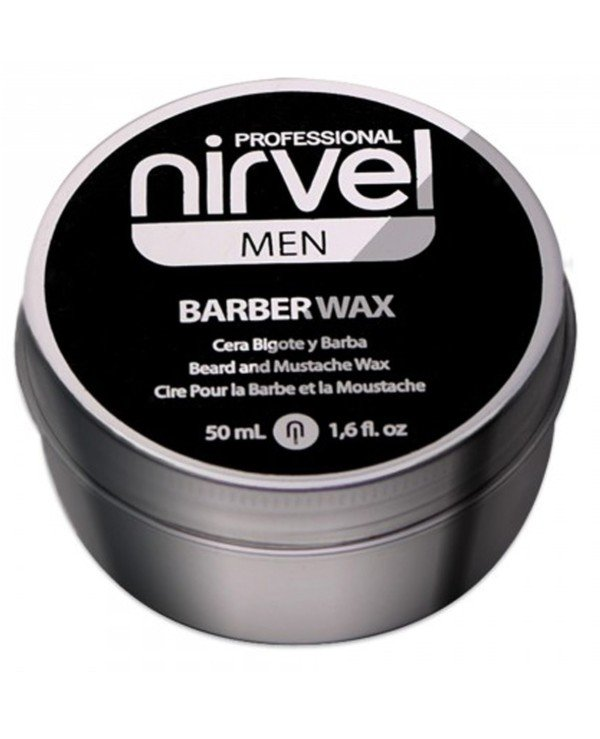 Nirvel Professional - Beard wax Beard end Mustache Wax 50ml