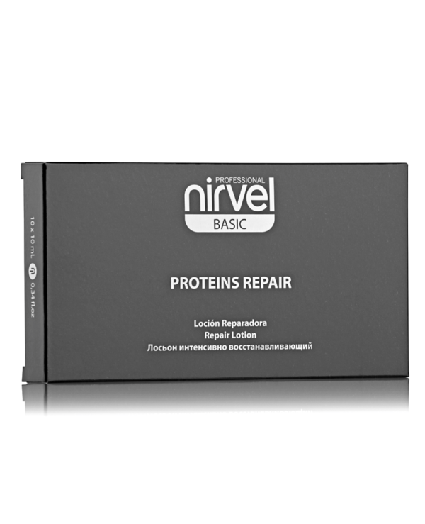 Nirvel Professional - Intensively Repairing Lotion Proteins Repair Lotion 10x10ml