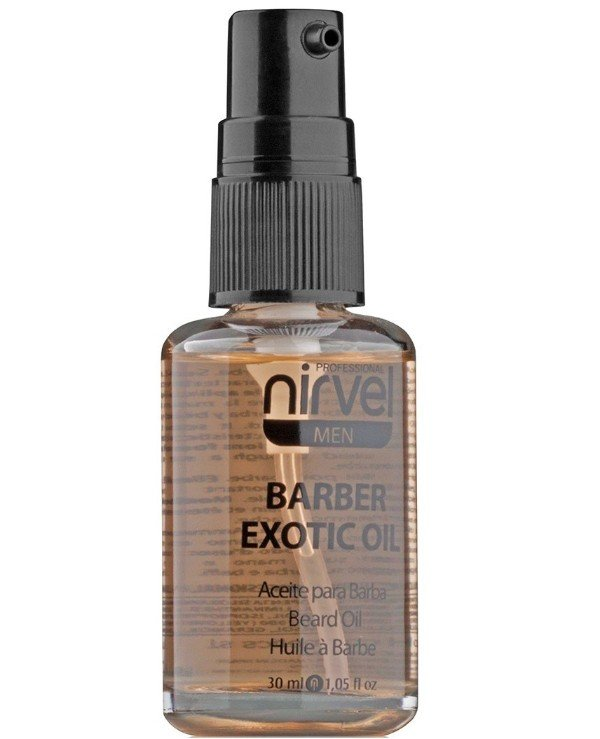 Nirvel Professional - Beard and mustache oil Exotic Oil 30ml