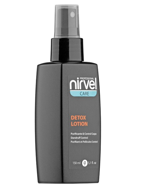 Nirvel Professional - Detox lotion against seborrhea (dandruff) and irritated scalp Detox Lotion Dandruff Control 150ml
