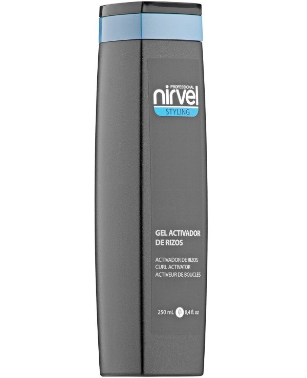 Nirvel Professional - Gel for curly hair Curls Activator Gel 250ml