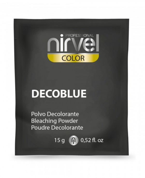Nirvel Professional - Bleaching powder (blue) Decoblue Bleaching Powder