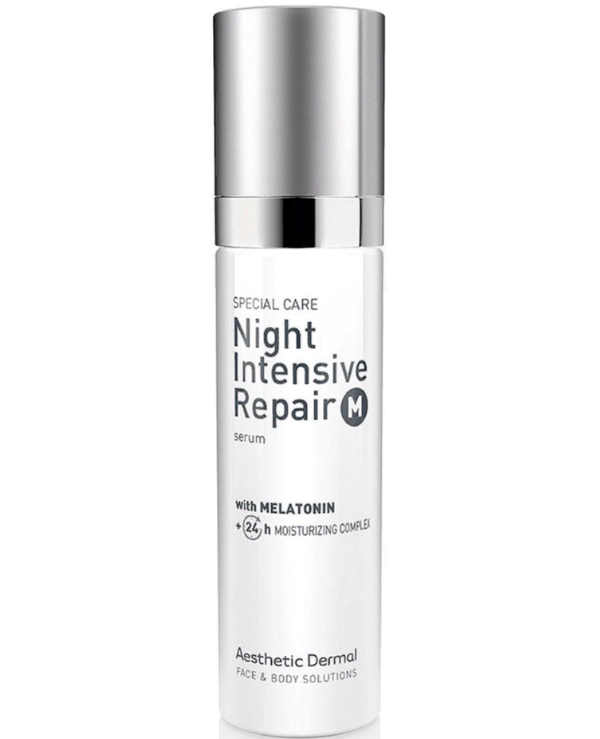 Aesthetic Dermal - Regenerating Serum for the face Night Intensive Repair M Serum 50ml