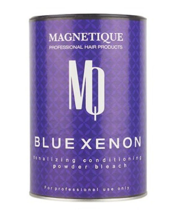 Magnetique - Supra toning and conditioning for lightening hair Blue Xenon