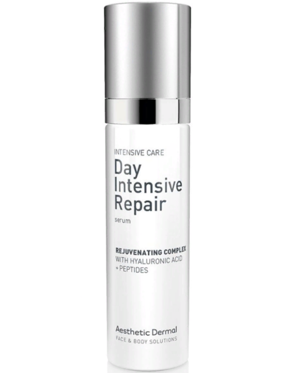 Aesthetic Dermal - The restoring complex with hyaluronic acid and peptides Day Intensive Repair 50ml