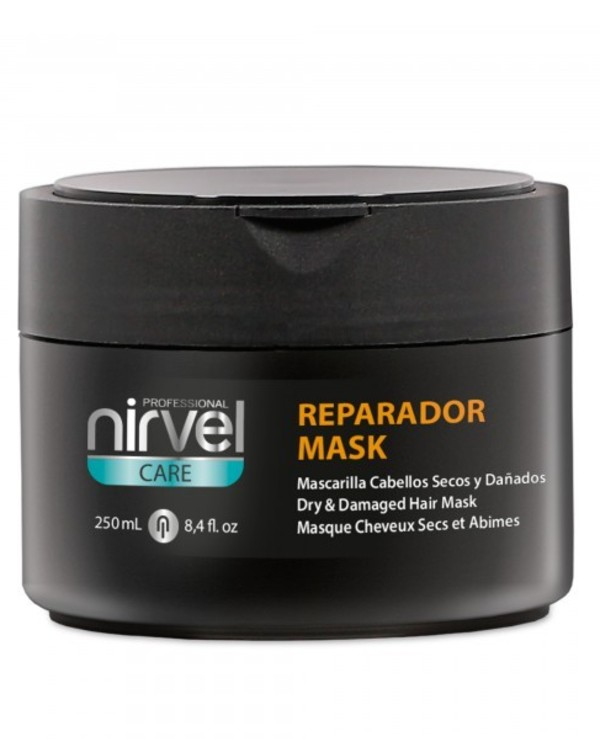 Nirvel Professional - Moisturizing mask for dry and damaged hair Reparador Repair Mask 250ml