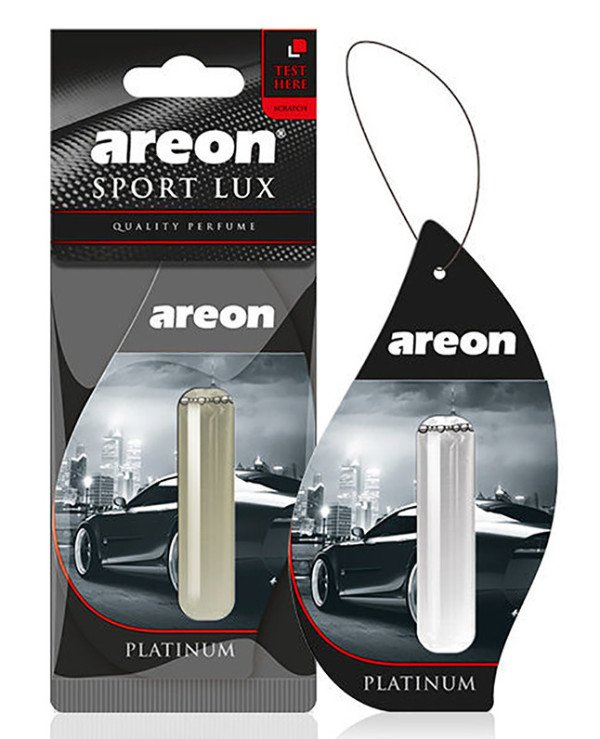 Areon - Sport Lux Liquid Platinum Air freshener