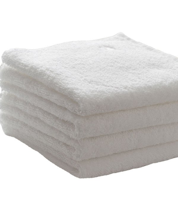 HotelSpaService - Terry towel white (napkin 30-50cm) Turkey HOTEL