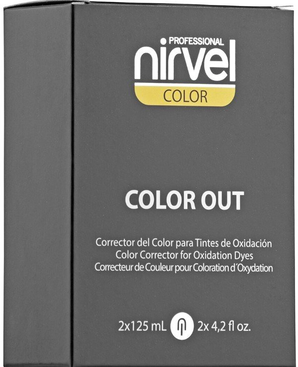 Nirvel Professional - Cosmetic color corrector Color Out