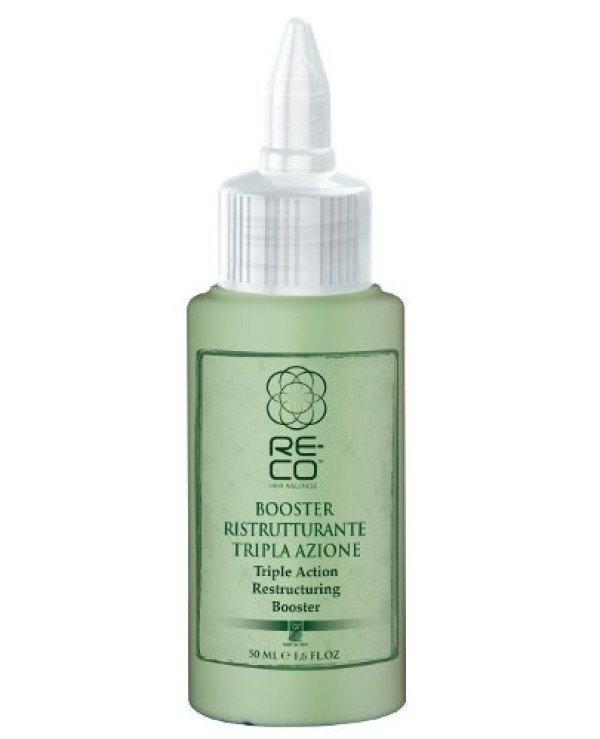 Green Light - Reconstructing booster of triple action Re-Co Hair Wellness Triple Action Restructuring Booster
