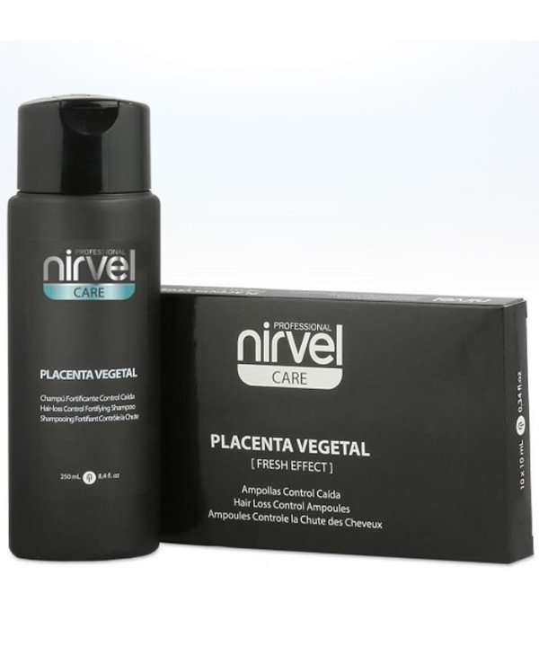 Nirvel Professional - Hair Loss Set Placenta Vegetal