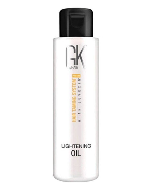 Gkhair Global Keratin - Brightening hair oil Lightening Oil