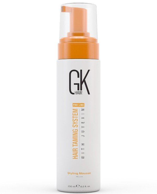 Gkhair Global Keratin - Hair styling mousse Styling Mousse