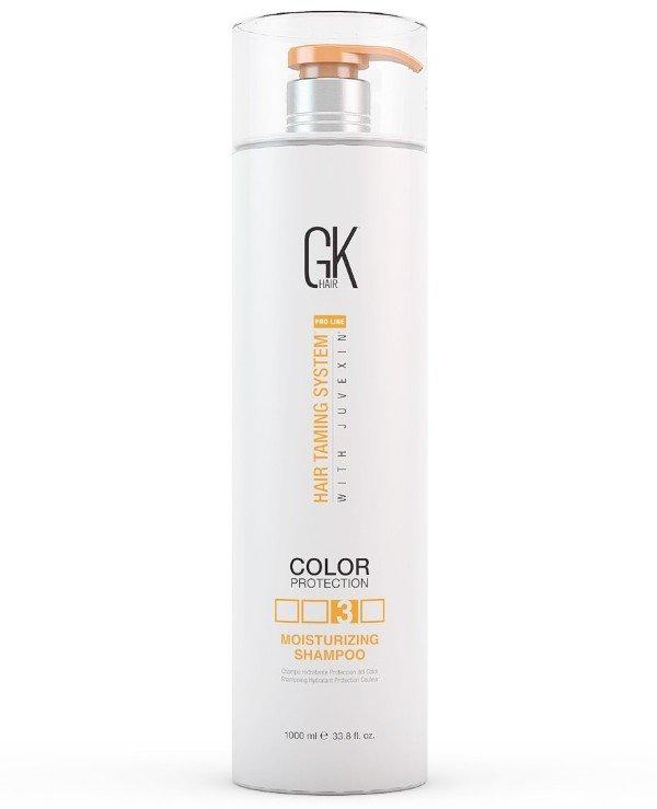 Gkhair Global Keratin Moisturizing Shampoo For Colored Hair Moisturizing Shampoo Color Protection 300ml Buy From Azum Price Reviews Description Review
