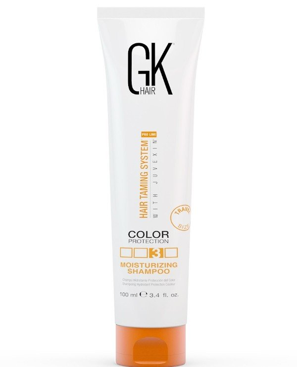 Gkhair Global Keratin - Moisturizing shampoo for colored hair Moisturizing Shampoo Color Protection