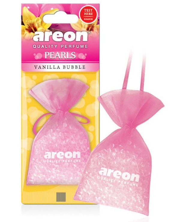Areon - Pearls Vanilla Bubble Aromatizer of air  25 g