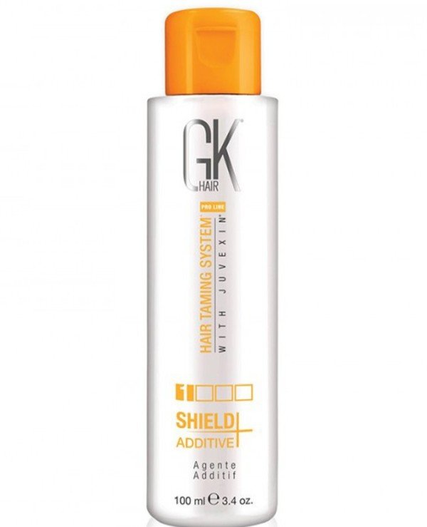 Gkhair Global Keratin - Means to protect the hair during dyeing and chemzavivke Shield Additive 100ml