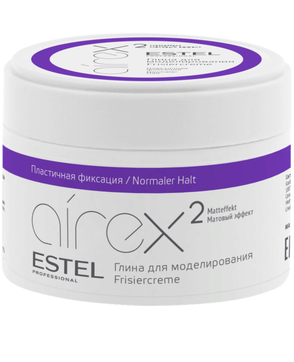 Estel Professional - Clay for hair styling Hair Modelling Clay