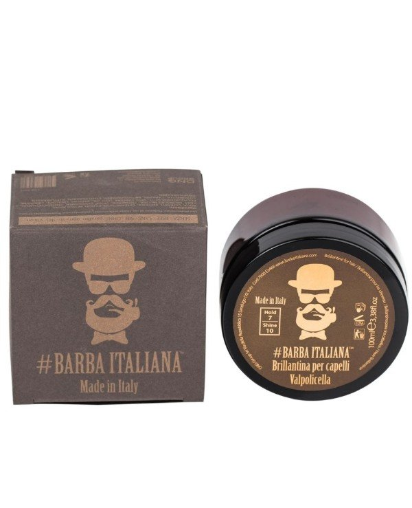 Barba Italiana - Briolin hair Brillantina per capelli VALPOLICELLA 100ml