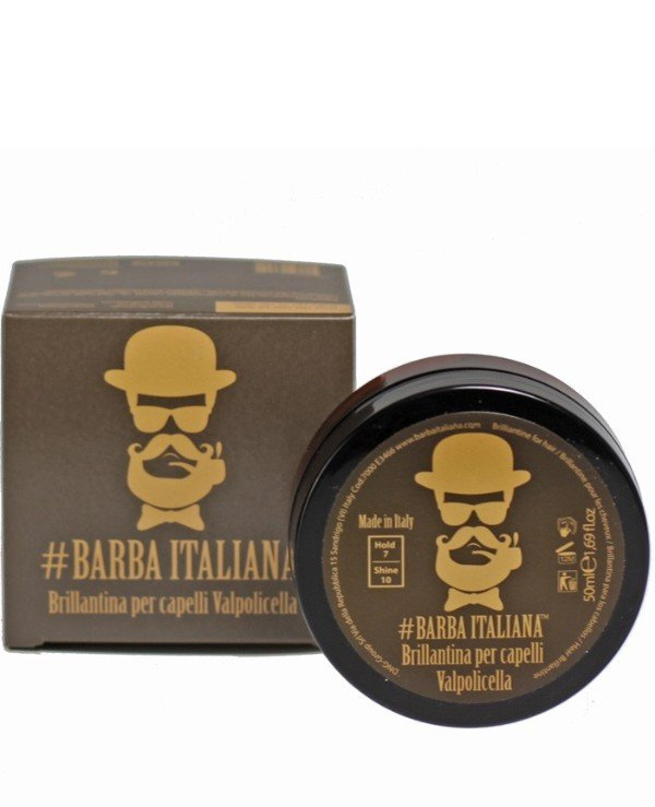 Barba Italiana - Briolin hair Brillantina per capelli VALPOLICELLA 50ml