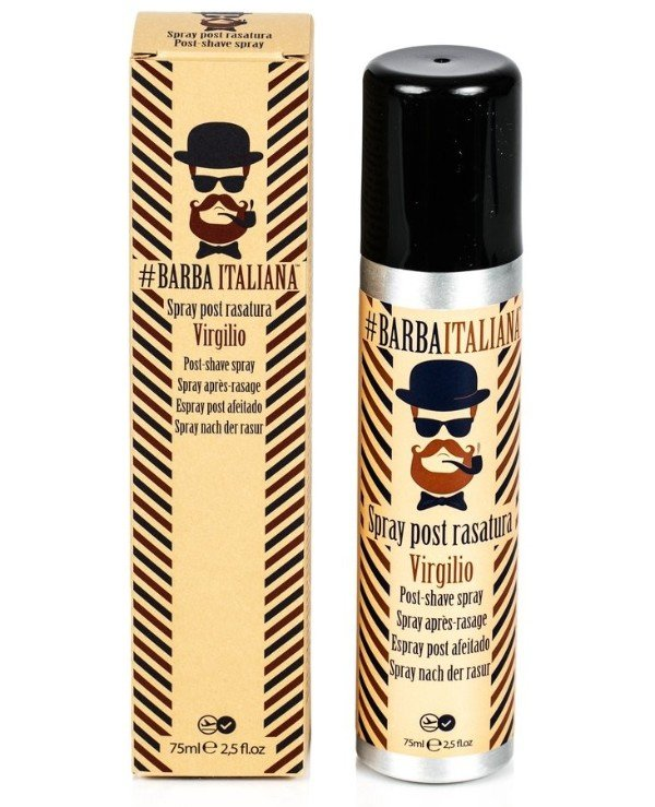 Barba Italiana - Aftershave spray Spray post rasatura Virgilio 75ml