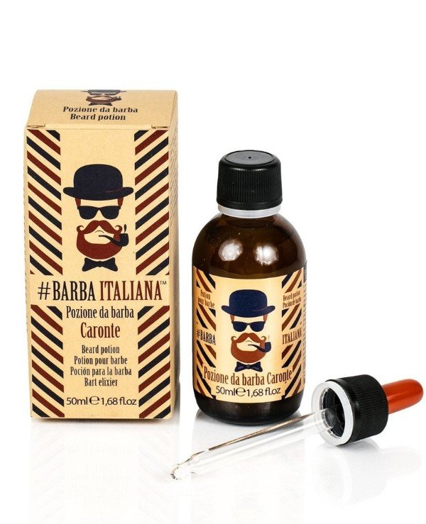 Barba Italiana - Beard Serum CARONTE beard potion 50ml