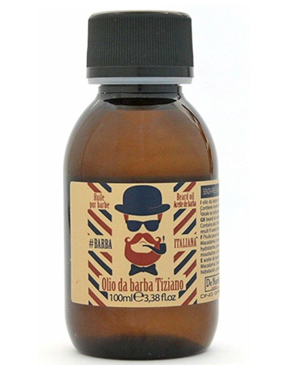 Barba Italiana - Beard oil TIZIANO Beard oil 100ml