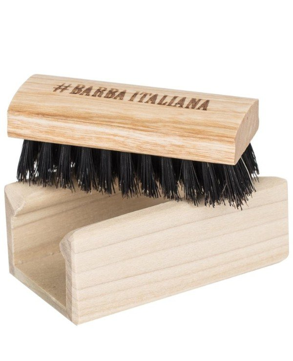 Barba Italiana - Brush 24 hours for beard and mustache SOLENGO brush