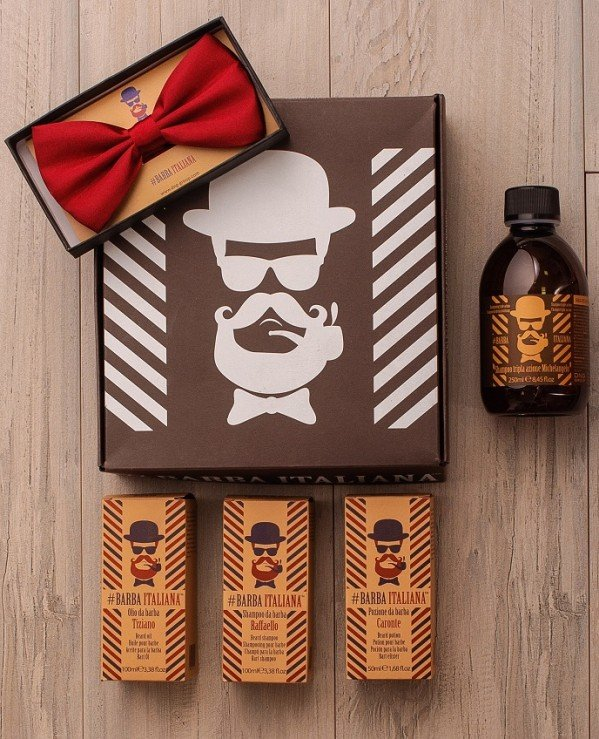 Barba Italiana - Gift set for 4 products  50ml
