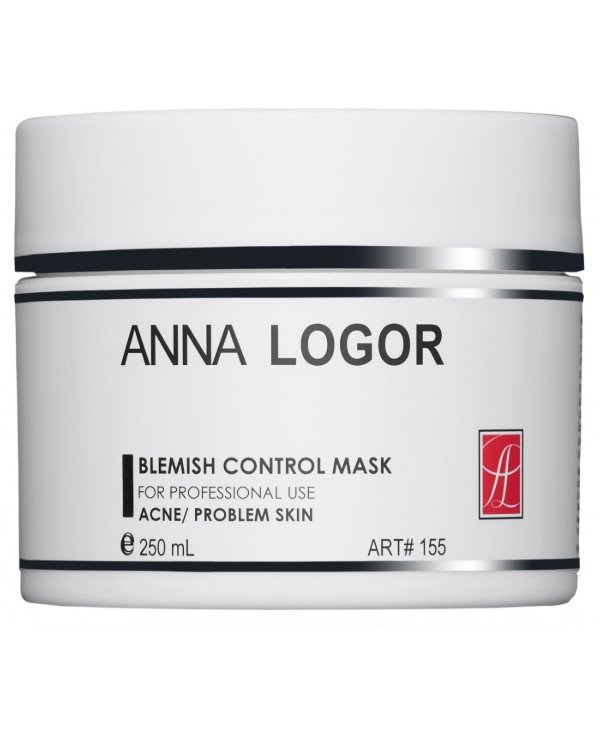 Anna Logor - Mask for problem skin (pasty) Blemish Control Mask