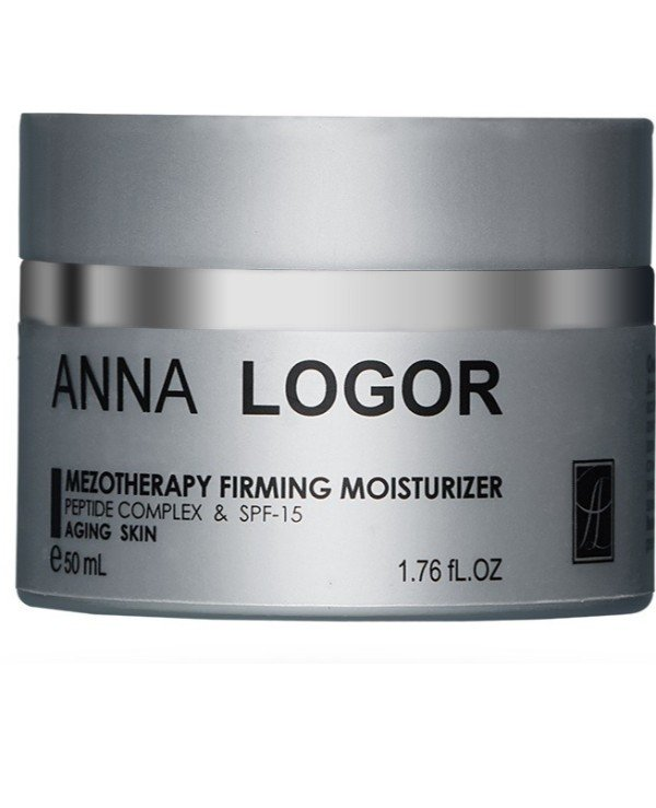 Anna Logor - Rejuvenating firming - moisturizing day cream Mezotherapy Firming Moisturizer  back