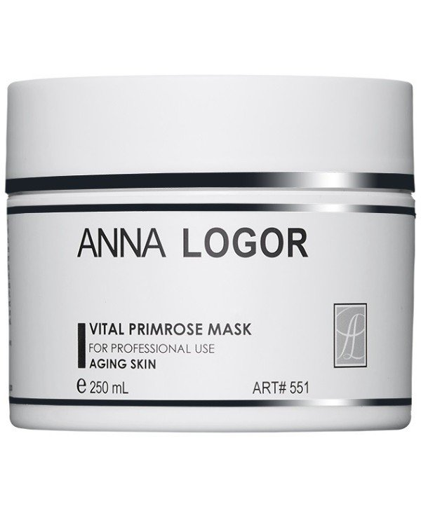 Anna Logor - Nourishing mask with extract primrose VItal Primrose Mask