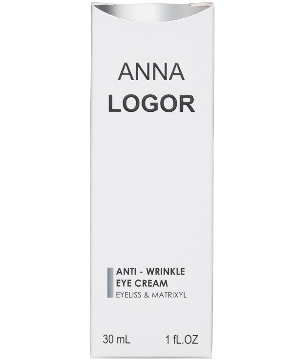 Anna Logor - Nourishing Eye Cream Anti-Wrinkle Eye Cream