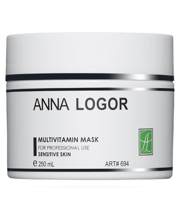 Anna Logor - Multivitamin gel mask for sensitive skin Multivitamin Mask