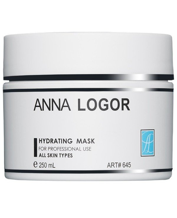 Anna Logor - Moisturizing mask-gel for all skin types Hydrating Mask