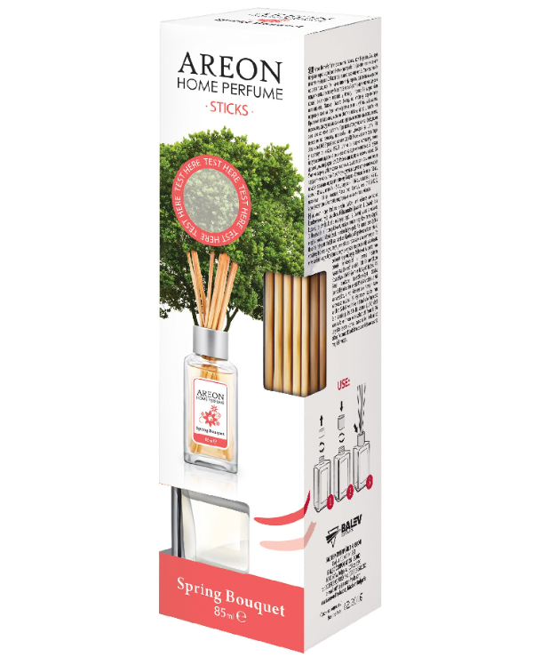 Areon - Aroma for home Spring bouquet Spring Bouquet HPS6