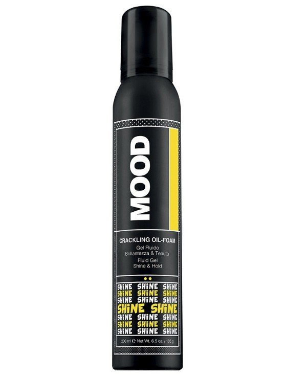 Mood - Foam gel Crackling Oil-Foam 200ml