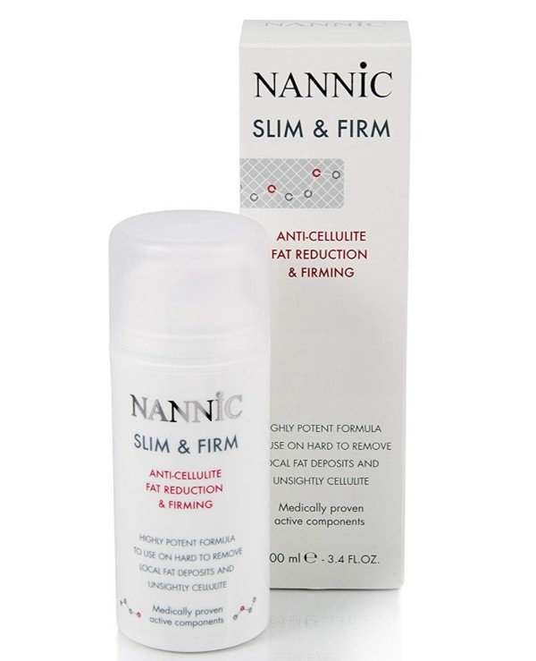 Nannic - Anti-cellulite fat burning serum Slim & Firm