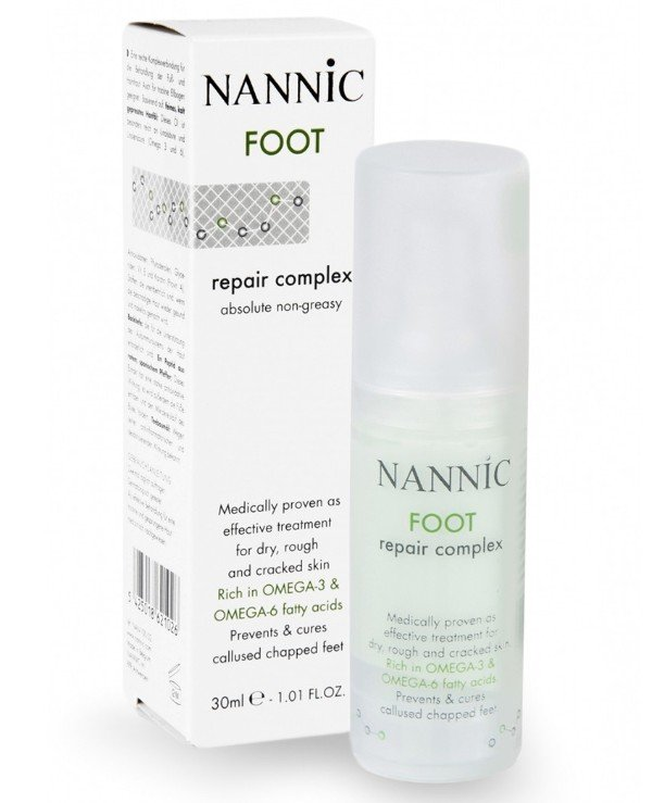 Nannic - Regenerating Foot Cream Foot Repair Complex